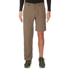 The North Face Horizon Convertible Pantalones Hombre, weimaraner brown